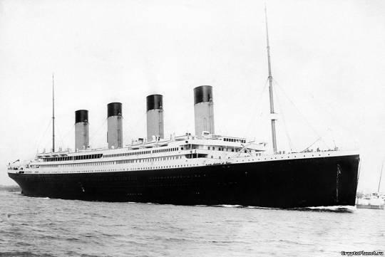 Злосчастный Титаник