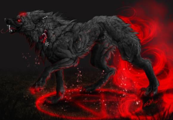 Блэк Шак - пёс из ада