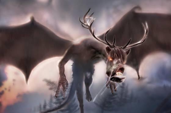 Дьявол из Джерси готовится к нападению