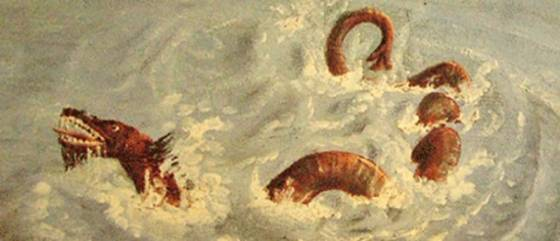 Биргер – чудовище озера Стуршён