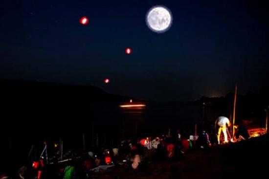 Удивительый феномен происходит каждый год на реке Меконг