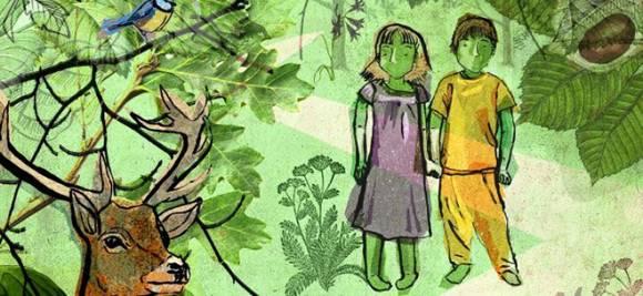 Зелёные дети из Вулпита