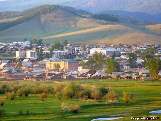 Деревня Кудара-Сомон в Бурятии теперь выглядит мирно