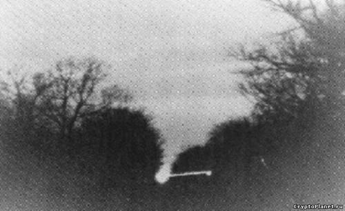 Фотография спуклайта, сделанная сделанная в начале XX-го века